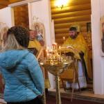 Первая литургия (фото 02)