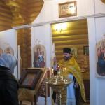 Первая литургия (фото 05)