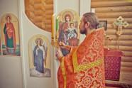 Первая литургия (фото 10)