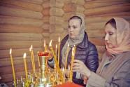 Первая литургия (фото 15)