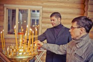 Первая литургия (фото 23)