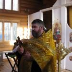 Первый молебен (фото 03)