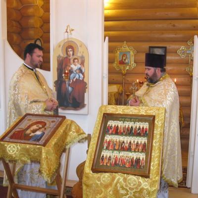Священник Максим Василюк