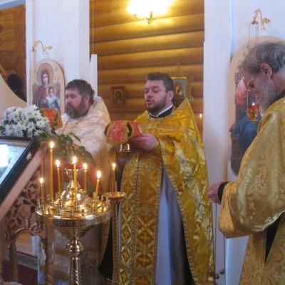 Священник Олег Билевич