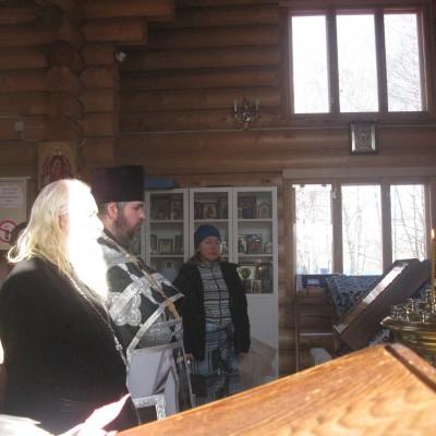 Священник Владимир Гинкель