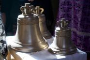 Освящение колоколов (фото 02)