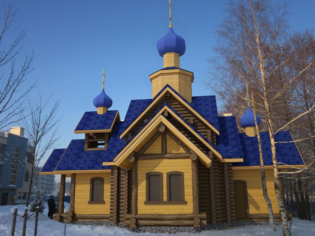 Храм-часовня святителя Николая Чудотворца-2